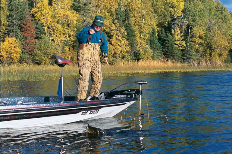 Get the right trolling motor