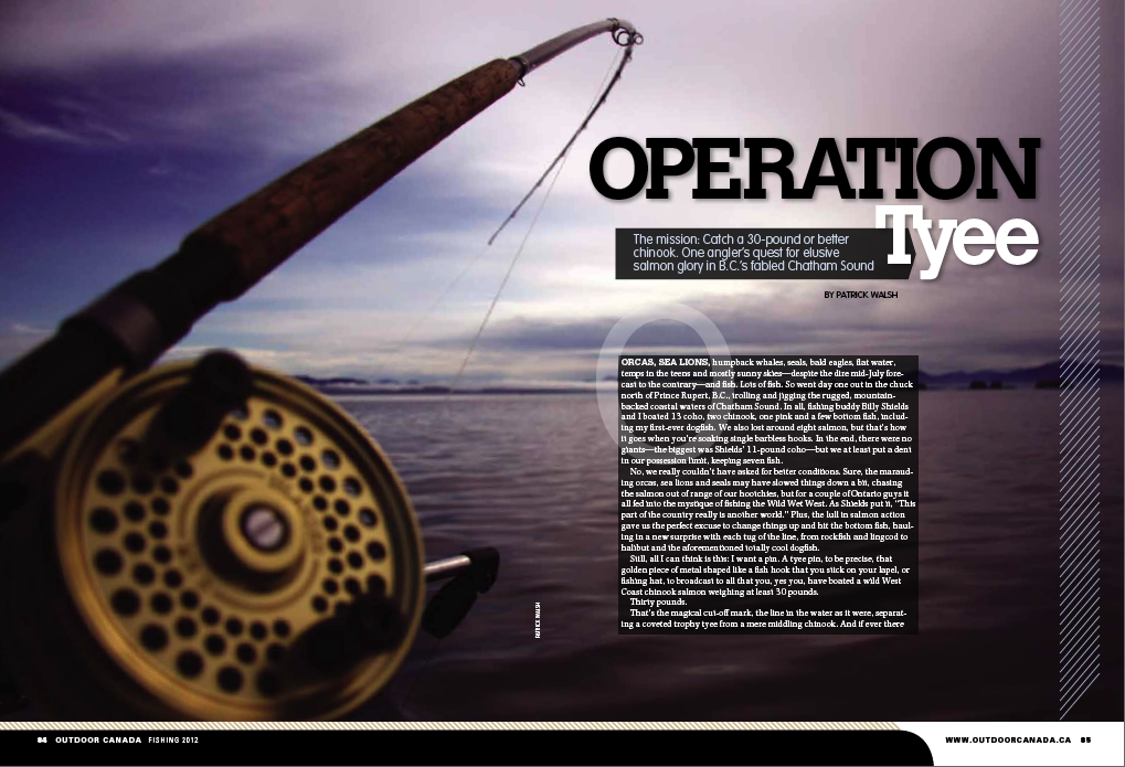 Operation Tyee: The Movie