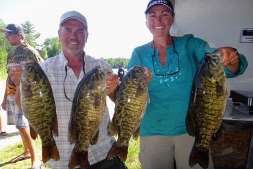 Ted Stewner's secret for catching smallmouth