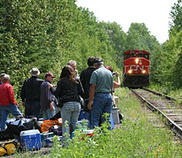 Is it the end of the line for an iconic train service in northern Ontario?