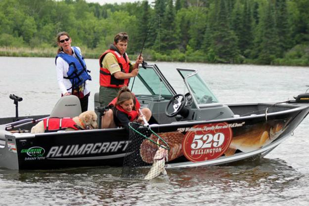 Walleye tournament tricks