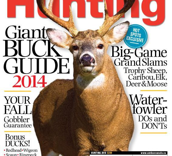 Hunting 2014 cover