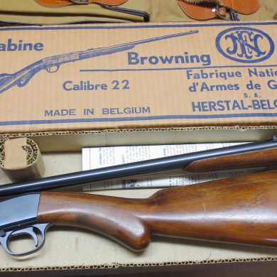Straight shooter: Dave Anderson appraises your rare and vintage firearms