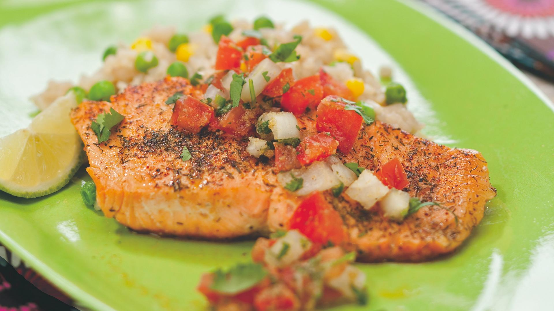 Tequila trout