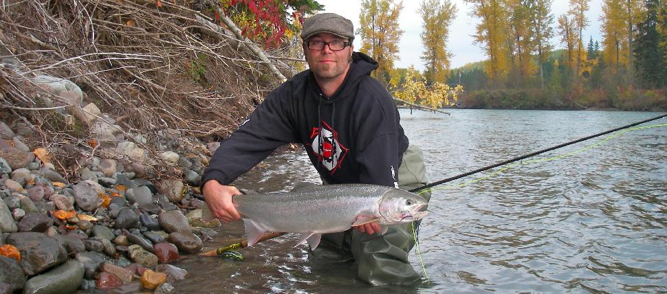 6 fly fishing hot spots in B.C.'s Lower Mainland and beyond