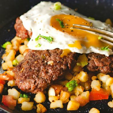 Venison breakfast sausage: A savoury start to any hunter's day