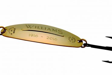 The Williams Wabler: Putting fish in the boat for 100 years