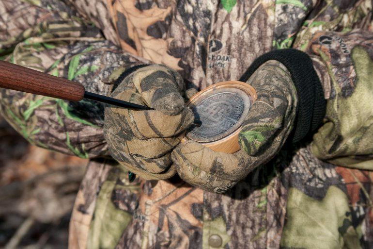 Hear 10 essential turkey calls and learn how to make them