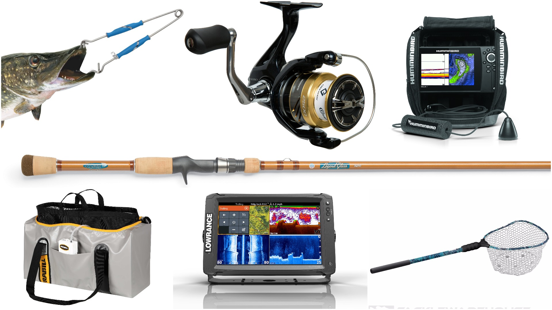 Tackle Week 2017: The best new rods, reels, electronics and tournament-quality fishing tools