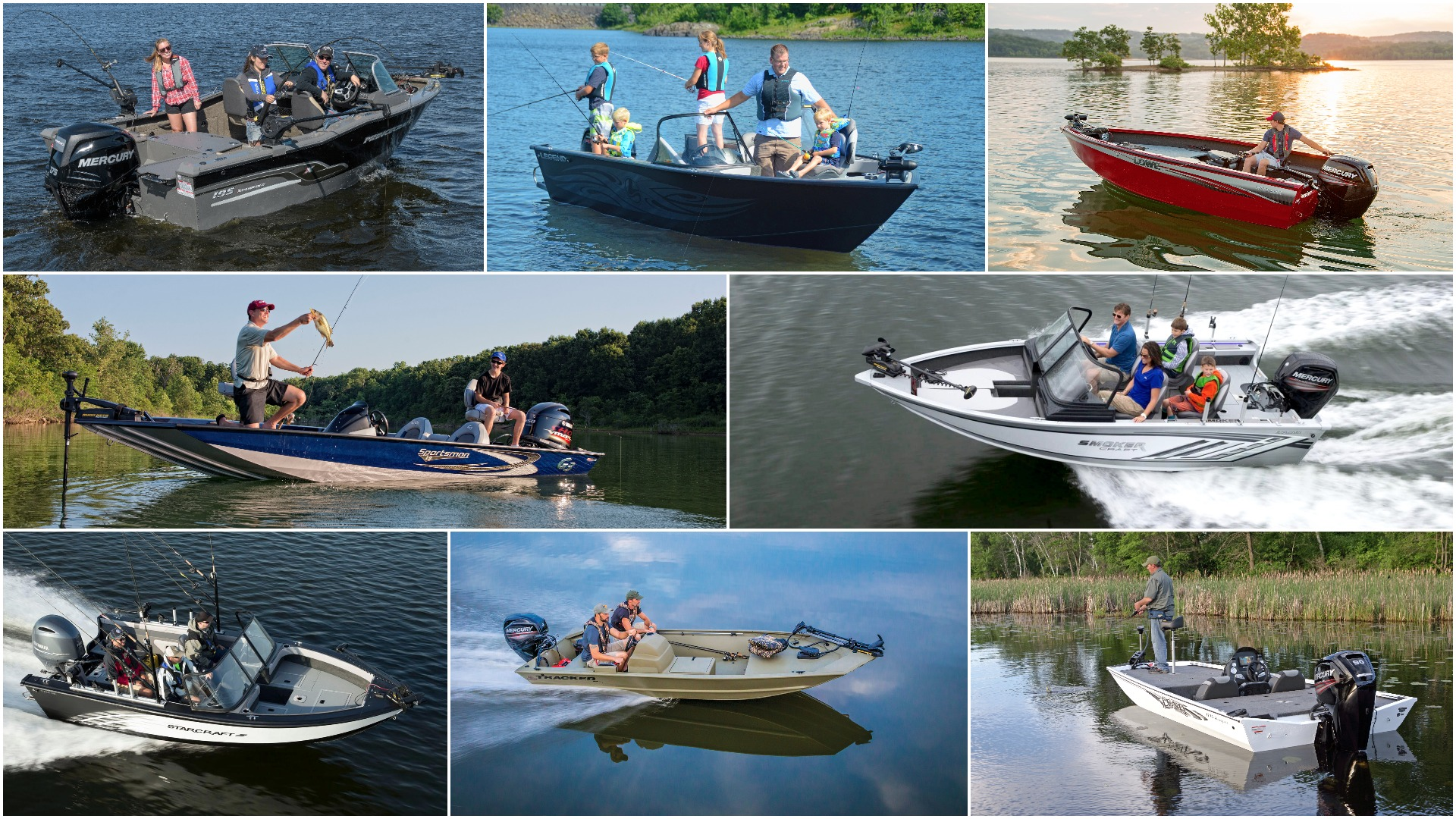 2017 S Best New Aluminum Boats For Canadian Anglers