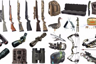 2017's best new hunting and bowhunting gear