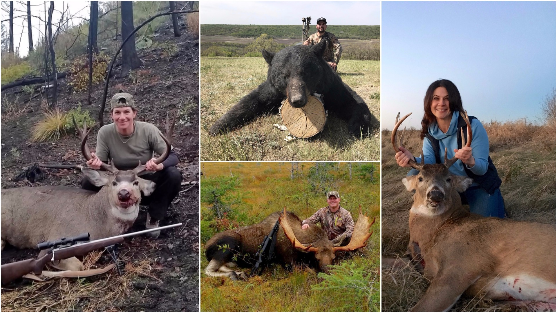 4 fantastic hunting photos taken by Outdoor Canada readers