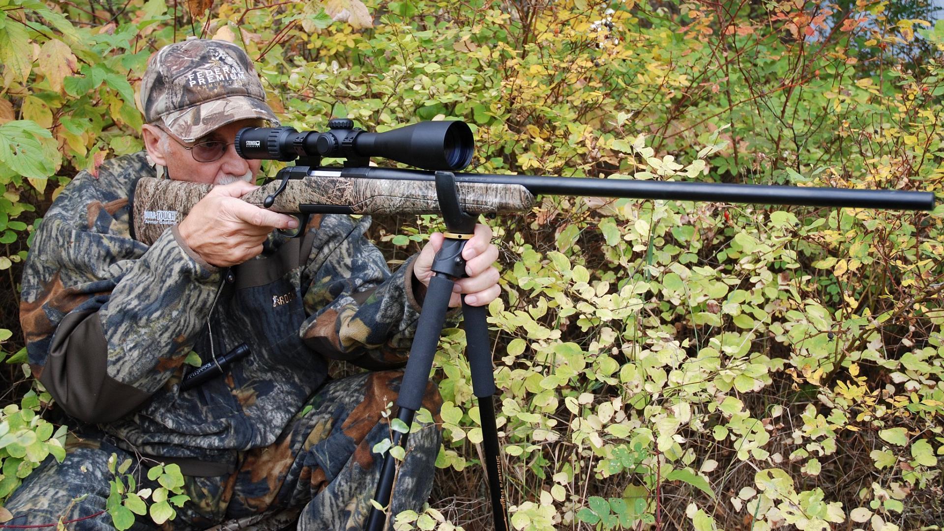 Gun Review: Browning's X-Bolt Varmint Stalker Offers Consistent