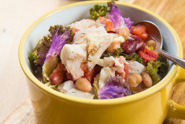 Whitefish Stew