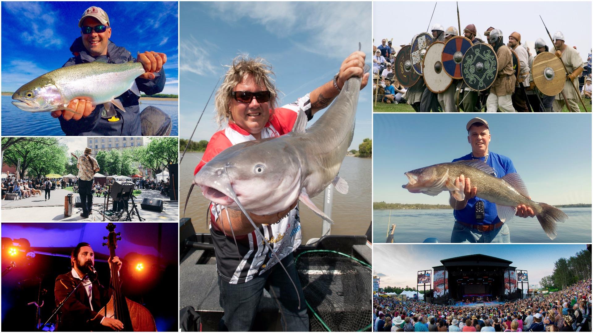 Manitoba's 4 funkiest summer fishing adventures
