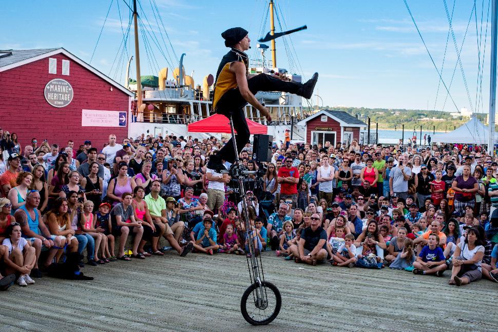 Halifax International Buskers Festival
