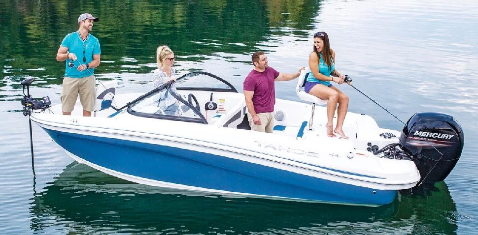 450 TF Outboard