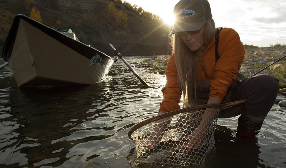 Fly Fishing Bow River Calgary Alberta