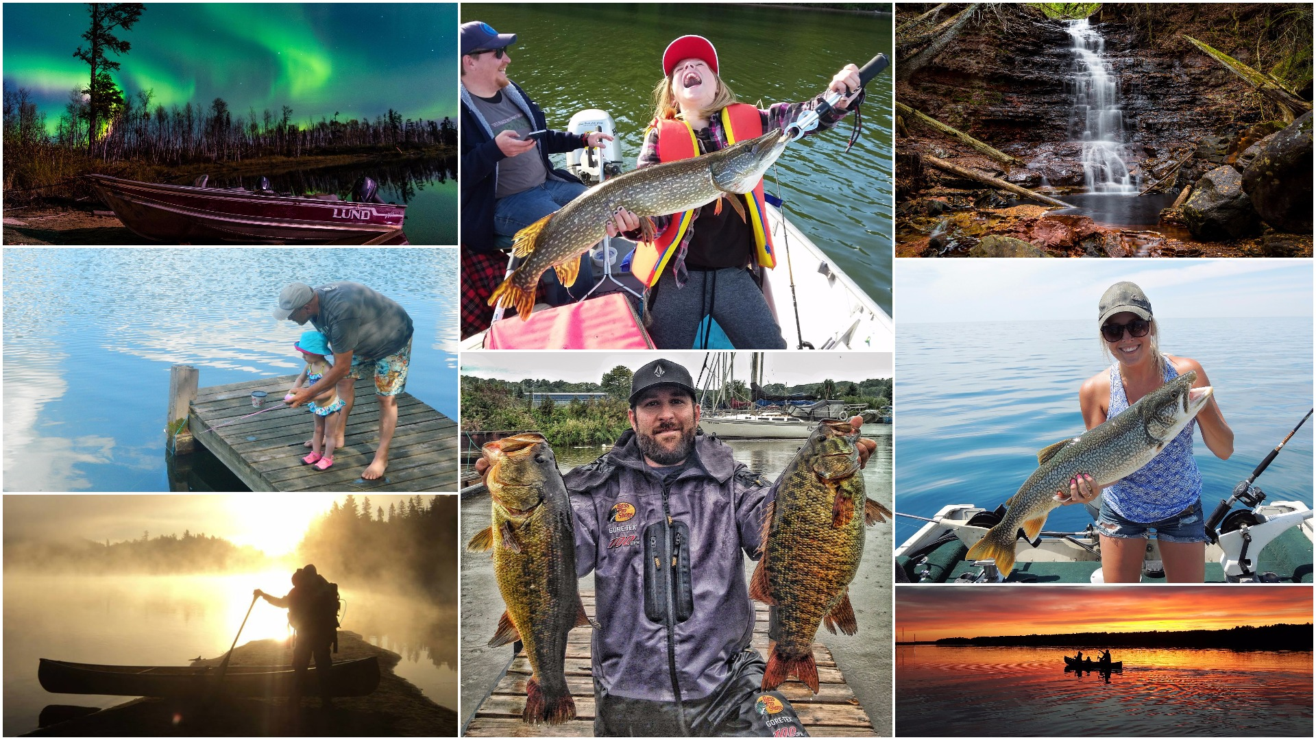 The best way to celebrate Canada Day and National Fishing Week