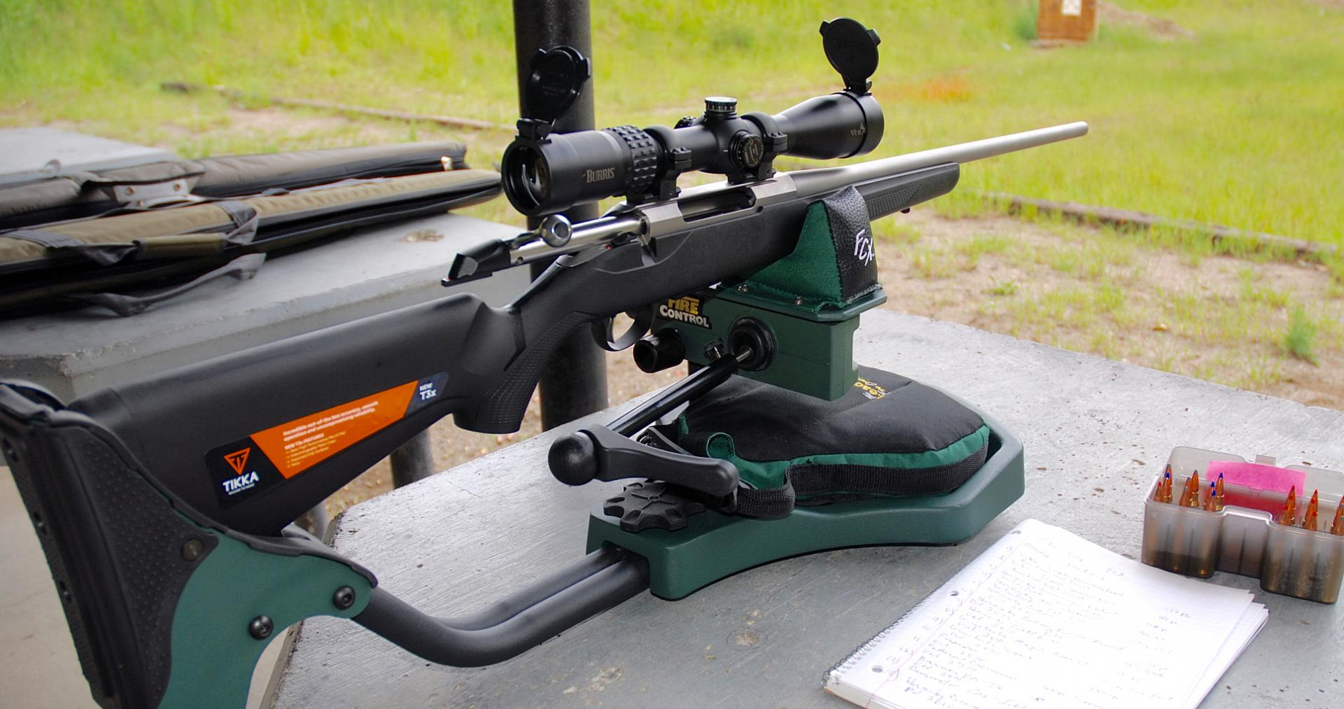 How Tikka's new T3x Lite Stainless rifle performed in our