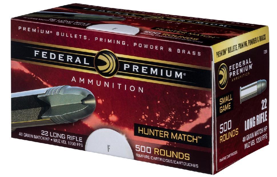 Hunter Match .22LR