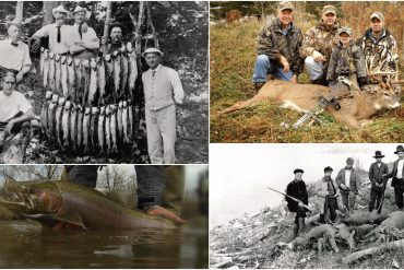 Canada at 150: Hunting and fishing have changed a lot, but the adventure continues