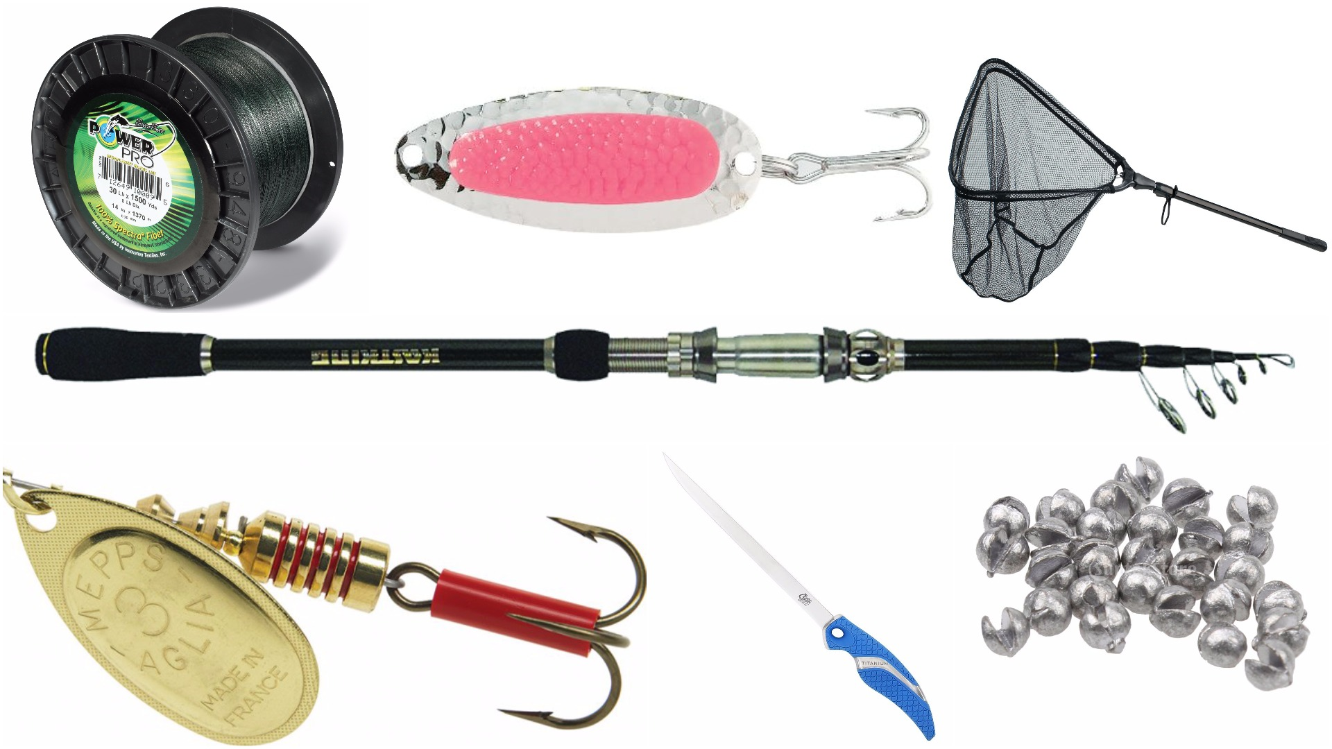 The 19 items every angler needs on a remote fishing expedition
