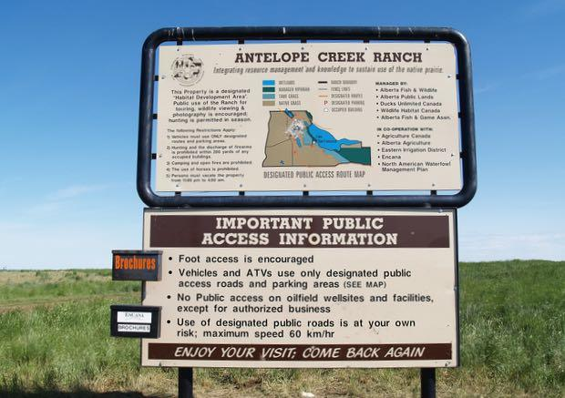 The AFGA has been helping manage Antelope Creek Ranch since 1986. Credit: AFGA.