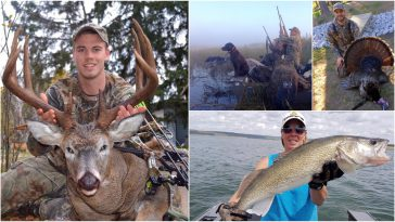 4 awesome hunting and fishing photos taken by Outdoor Canada readers