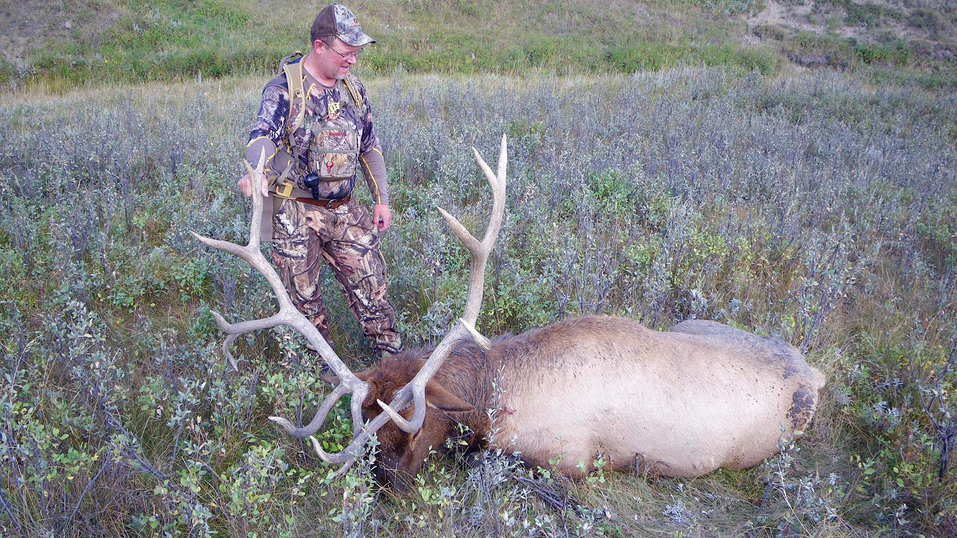 Looking for a fresh challenge? Try hunting Alberta's