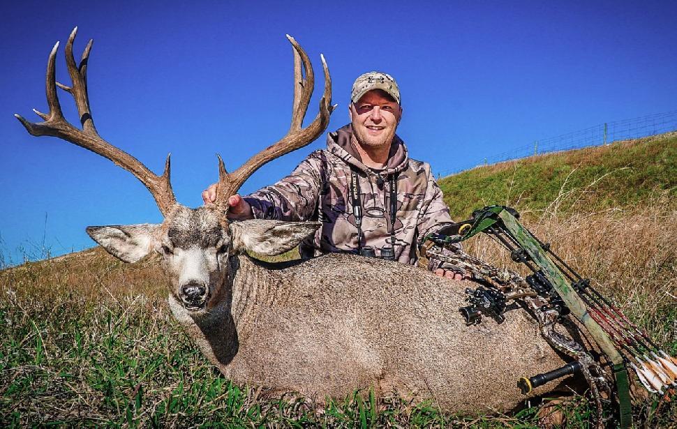 Credit: Jason Peterson/Into the Wild TV. Saskatchewan hunters split over mulie tags.