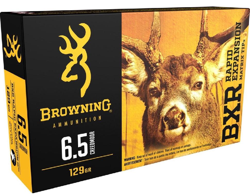 Browning Ammunition BXR Deer series