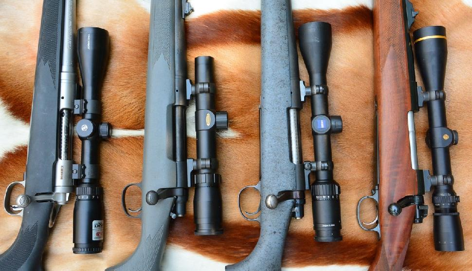 Durability is key to an accurate scope. Credit: Ken Bailey.
