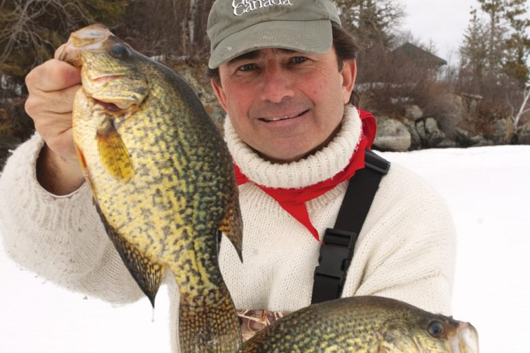 How to get more panfish