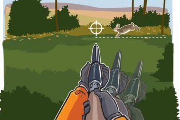 Rabbit-Aiming: Situation 2