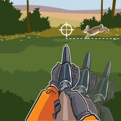 Rabbit-Aiming: Situation 2