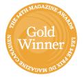 Gold, silver top off incredible awards season for Outdoor Canada