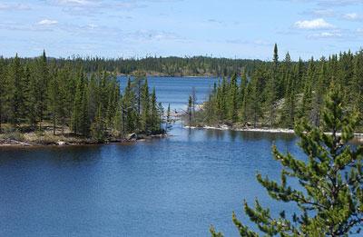 James Bay watershed
