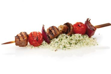 Grouse Kebabs