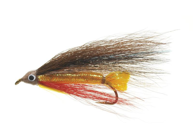 Grizzly  Wooly Bugger Streamers Hand Tied Salmon /& Sea Trout Flies Mixed Sizes