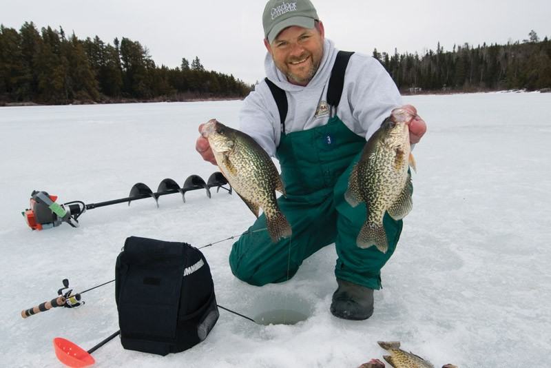 Catch more panfish with new patterns