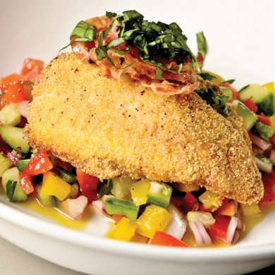 Cornmeal Catfish