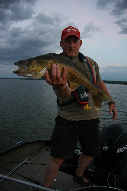Outdoor Canada and TV's Fish'n Canada at Alberta's Winefred Lake Lodge