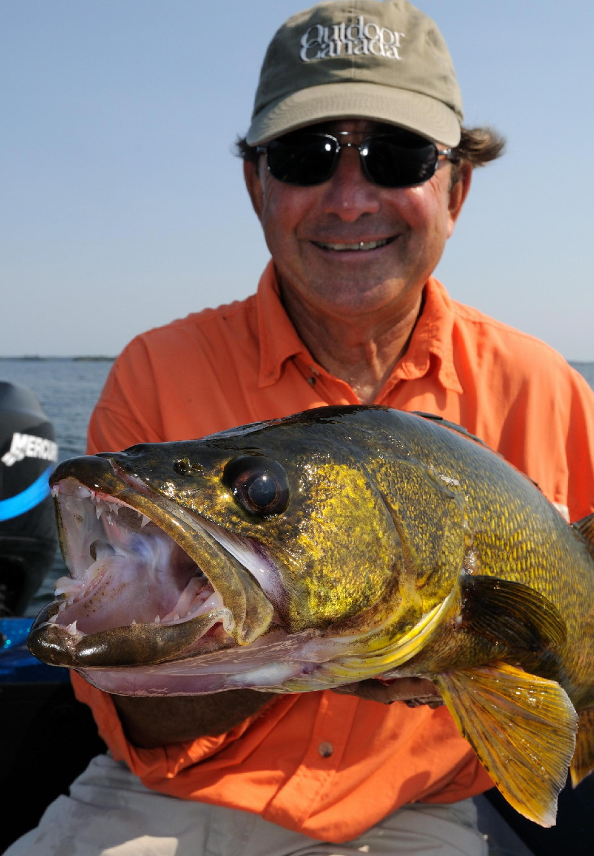 Trolling without downriggers • Outdoor Canada