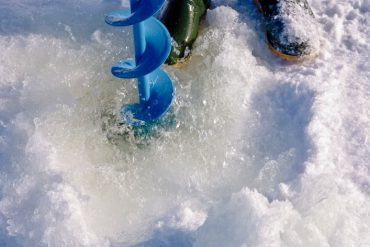 How to get the most from your ice auger