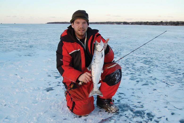 Winter salmon