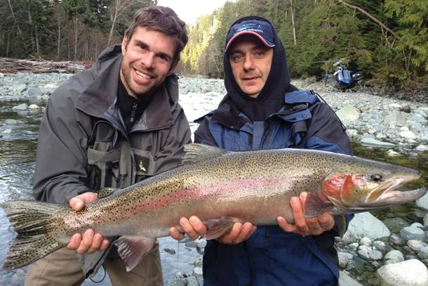 NHL player Willie Mitchell's fishing hot spots