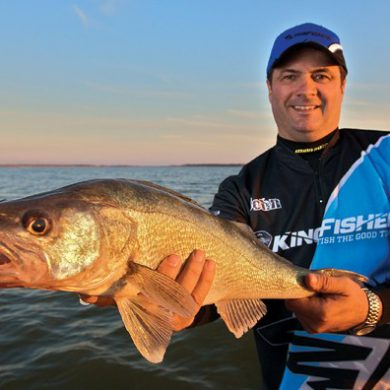 John Butts: Trolling skinny water for walleye