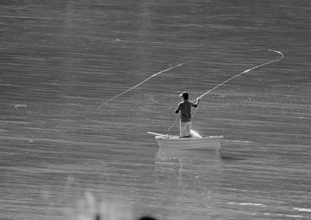 Fishing: 2nd Place