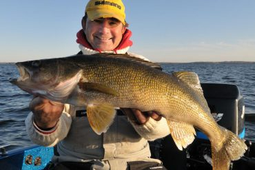 """Rainy Lake is one of the best """"drive to"""" walleye fisheries in North America right now"""